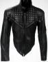Black Leather Jacket (1990's)
