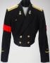 Black Navy Style Wool Jacket (1994)