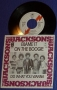 """Blame It On The Boogie Promo 7"""" Single (Germany)"""