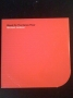 Blood On The Dance Floor Promo (1 Track) CD Single In Red Embossed Card Wallet PS (UK)