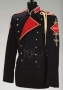 Blue And Red Military Style Jacket (1983)