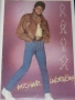 Brown Leather Jacket *Full Figure* Official Commercial Poster (USA)