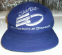 Captain EO Promo Official Tokyo Disneyland Premiere March '87 Baseball Cap (Japan)