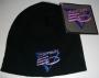 Captain EO 2010 Tribute Official Black Flannel Knit Cap *Disneyland* (USA)