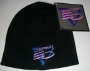 Captain EO 2010 Tribute Official Black Flannel Knit Cap *Disneyland* (USA)