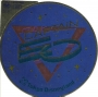 Captain EO Official Commercial Sticker *Tokyo Disneyland* (Japan)