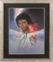 Captain EO Original Artwork (1986)