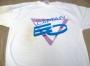 Captain EO White T-Shirt (USA)