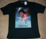 "Captain EO (2010 Disneyland Paris Tribute) ""Movie One Sheet"" Black T-Shirt *Mens Style* (France)"