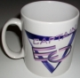 Captain EO (2010 Disneyland Paris Tribute) Ceramic Mug (France)
