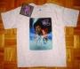 "Captain EO (2011 Disneyland Tribute) ""Movie One Sheet"" Grey Kid's T-Shirt (USA)"