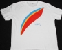 "Captain EO ""Rainbow Stripe"" T-Shirt *With Printed MJ Signature* (USA)"