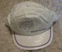 Captain Eo Epcot Official White Plastic Hat (USA