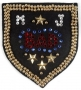 Custom Patch With Crystals As Seen In Moonwalker (1987)