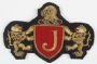 "Custom Patch ""J"""