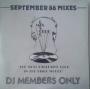 """DMC September 86 Mixes 12"""" Single (UK)"""