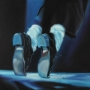 Dancing Feet Painting Signed By Michael (BAD Era)