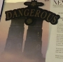 Dangerous Album Exclusive Premiere At Conrad Hotel, London 11/11/91 Invitation Card (UK)