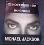 Dangerous Album Promo Display Nov 25/91 (Italy)