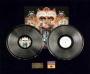 Dangerous CBS Double Platinum Record Award For Album Sales In Thailand