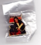 Dangerous Tour '92 Promo Pepsi 'Black Or White' Enamel Lapel Pin (Germany)