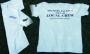 Dangerous Tour '92 Crew White T-Shirt Bayreuth Concert (Germany)