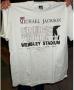 Dangerous Tour '92 *Working Personnel* Wembley Aug. 21-22 T-Shirt. (UK)