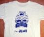 Dangerous World Tour 1993 Promo Pepsi White T-Shirt (Japan)