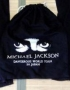 Dangerous World Tour Black Small 'Eyes' Totebag (Japan)