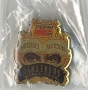 Dangerous World Tour 1992 Promo Lapel Pin (Germany)