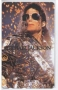 Dangerous World Tour In Japan Official Telephone Card #2 (Japan)