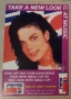 Dangerous World Tour Pepsi *Take A New Look At Music* Flyer (UK)