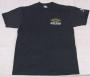 Dangerous World Tour 1992 Promo Black T-Shirt (Japan)