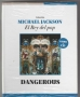 Dangerous *El Rey Del Pop/El Comercio Magazine* Official Limited Book+CD Set (Perù)