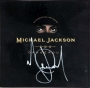 "Dangerous ""Pop Up"" Collector's Edition CD Signed By Michael Jackson #2 (1991)"