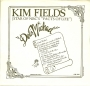 "Dear Michael (Kim Fields) Promotional 7"" Single (USA)"