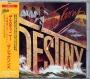 Destiny Commercial CD Album (1st printing) (Japan)
