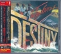 Destiny Limited Edition CD Album (2010) (Japan)