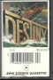 Destiny The Jacksons Cassette Album (USA)