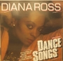 Dance Songs (Diana Ross) Commercial LP Album (Holland)