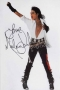 Dirty Diana Promo Photo Signed By Michael (1988)