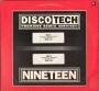 "DiscoTech Nineteen Who Is It (8:45) Promo Disco Label 12"" Single (USA)"