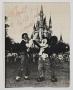 Disneyland Signed 8x10 Photograph (1984)