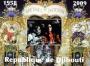 Djibouti 2009 Michael Jackson Souvenir Stamp Sheet