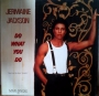 "Do What You Do (Jermaine Jackson) Commercial 12"" Single (Germany)"