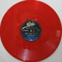 "Don't Stop 'Til You Get Enough Limited Edition 12"" Single Red Vinyl (Mexico)"