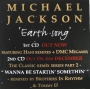 Earth Song Mini Promo Flyer (UK)