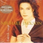 Earth Song (2 Mixes) Cardboard CD Single (France)
