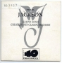Earth Song *40 Principales* Promo CD Single (Spain)