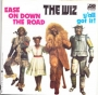 "Ease On Down The Road *The Wiz* Commercial 7"" Single (Italy)"